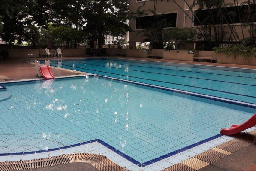 Saranjai Mansion Condominium near Nana BTS - relax
