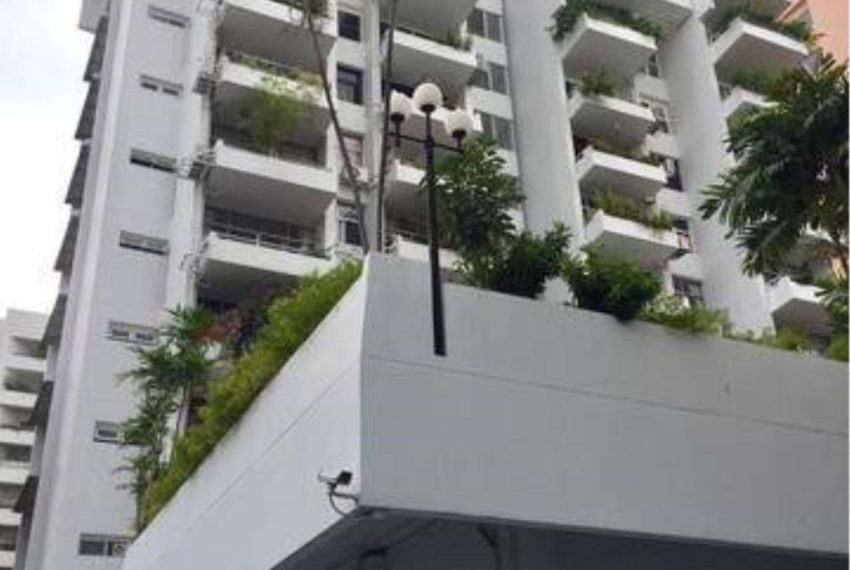 Siam Penthouse 1 condo - bulding
