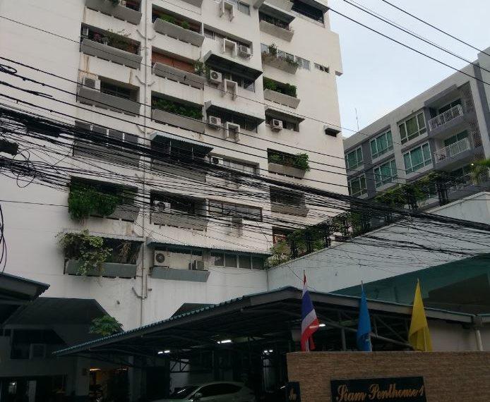 Siam Penthouse 1 condo - entrance
