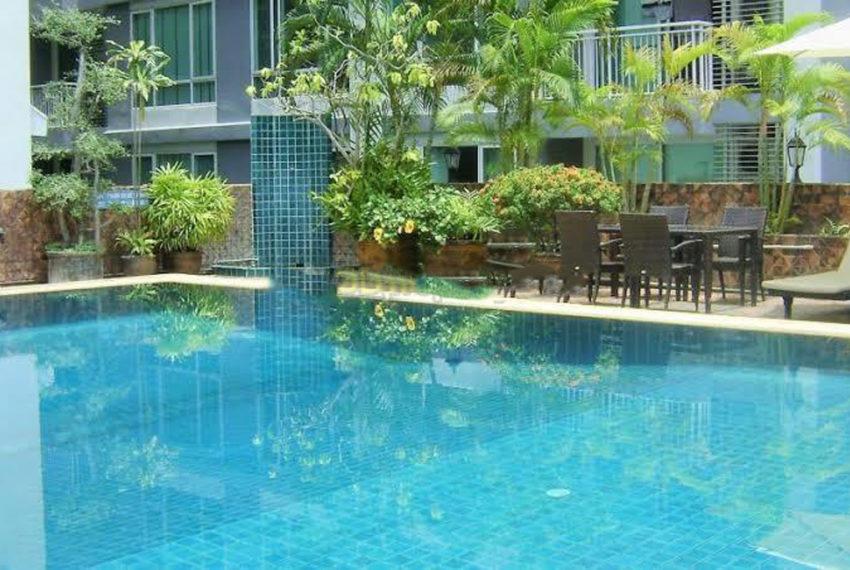 Siam Penthouse 1 condo - pool