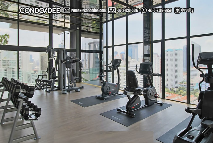 Siamese Exclusive Sukhumvit 31 - fitness