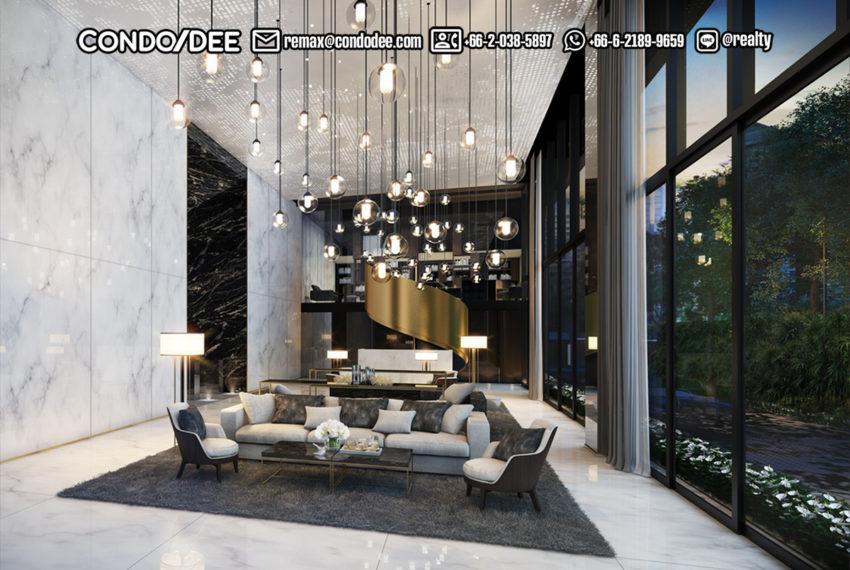 Siamese Exclusive Sukhumvit 31 - lobby