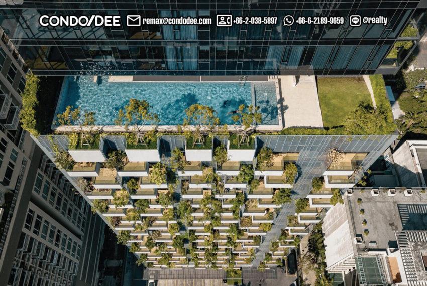 Siamese Exclusive Sukhumvit 31 - swimming pool