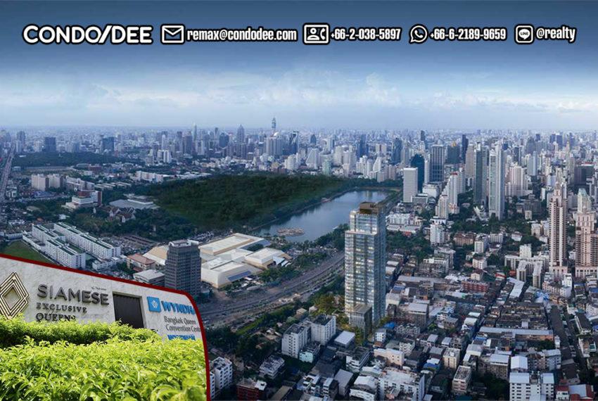 Siamese Excusive Queens 1 - REMAX CondoDee