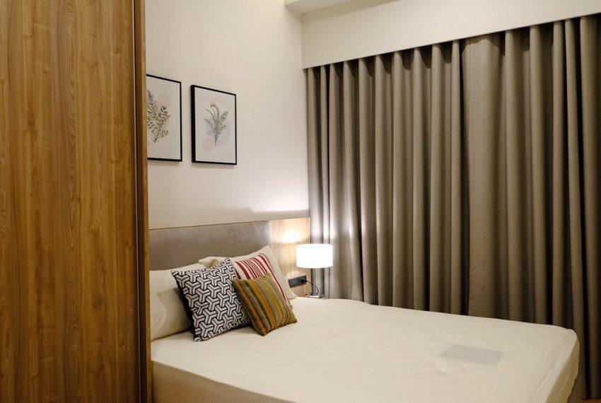 Siamese Gioia - 3 bedroom - rent - bed