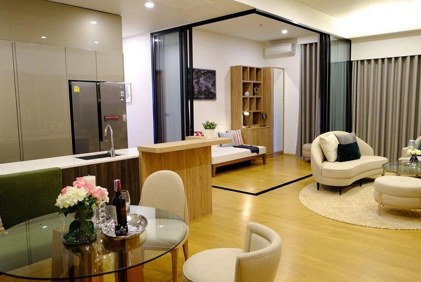 Siamese Gioia - 3 bedroom - rent - decorated
