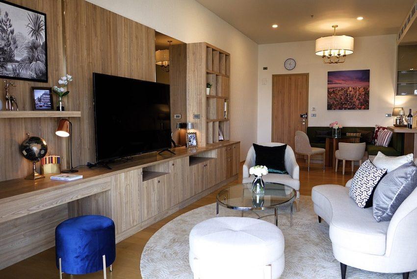 Siamese Gioia - 3 bedroom - rent - flat TV