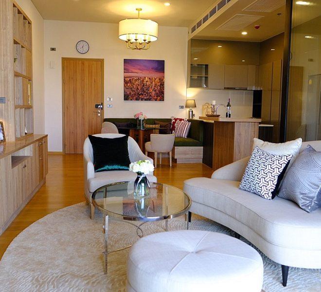 3 bedroom apartment for rent on Sukhumvit 31 - low-rise condo - Siamese Gioia