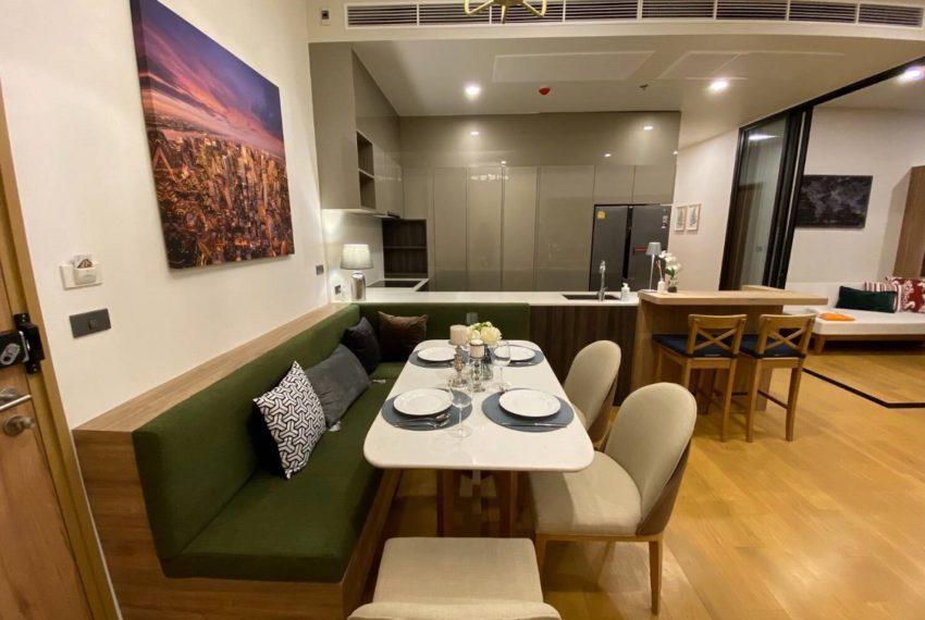 Siamese Gioia - 3 bedroom - rent - living