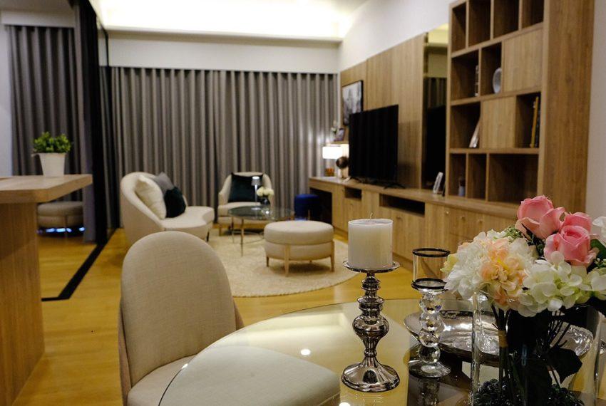 Siamese Gioia - 3 bedroom - rent - living room
