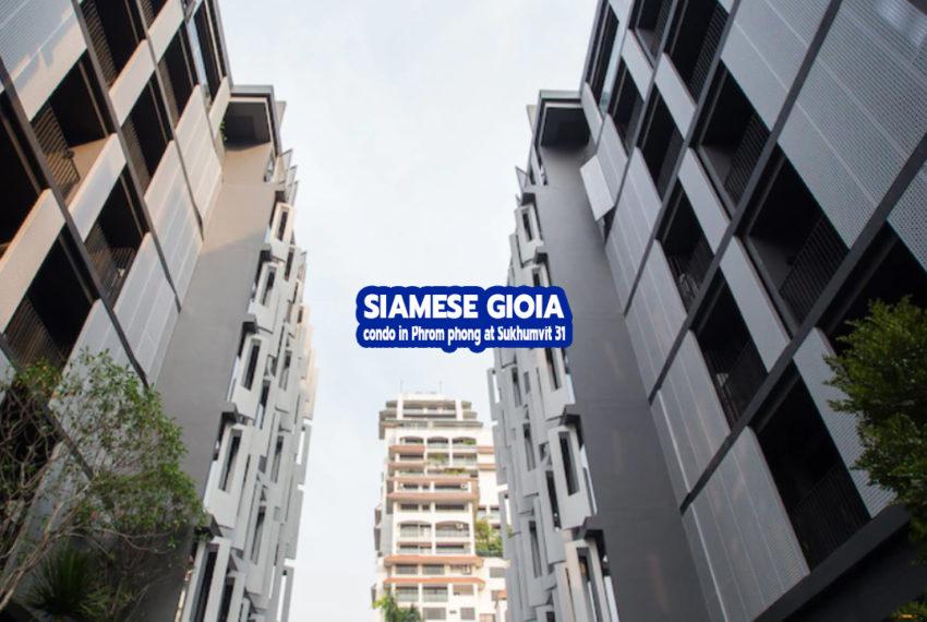 Siamese Gioia Sukhumvit 31 1]by REMAX CondoDee