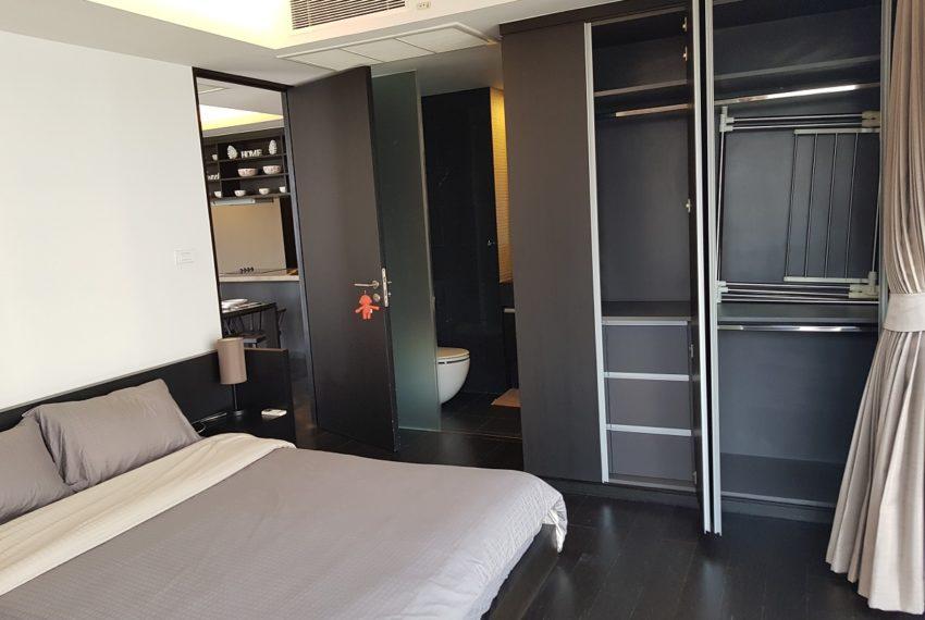 Siamese Gioia Sukhumvit 31 - 2b2b sale - master bedroom