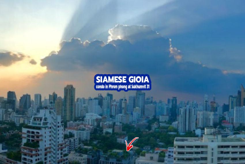 Siamese Gioia Sukhumvit 31 3 by REMAX CondoDee