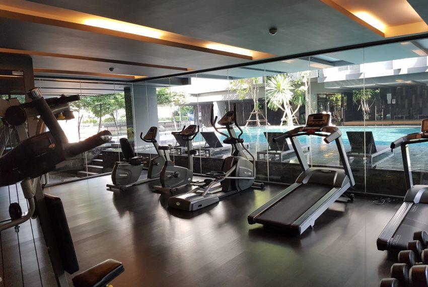Siamese Gioia Sukhumvit 31 - fitness