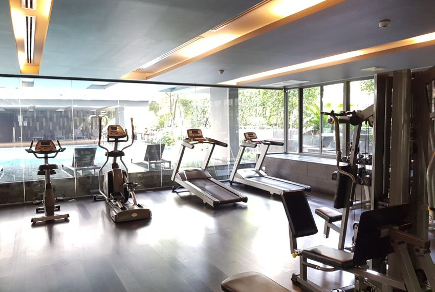 Siamese Gioia Sukhumvit 31 - gym