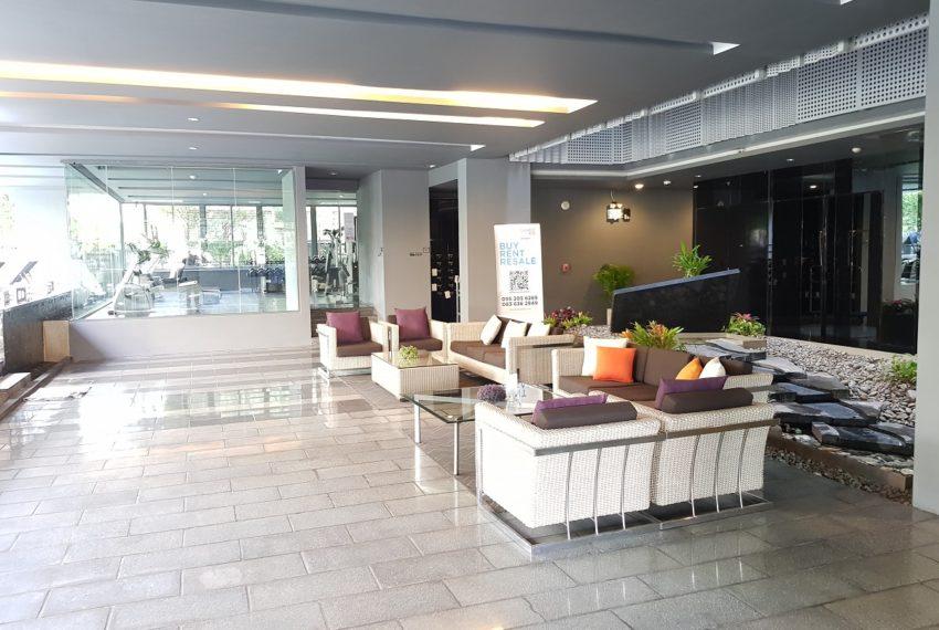 Siamese Gioia Sukhumvit 31 - lobby