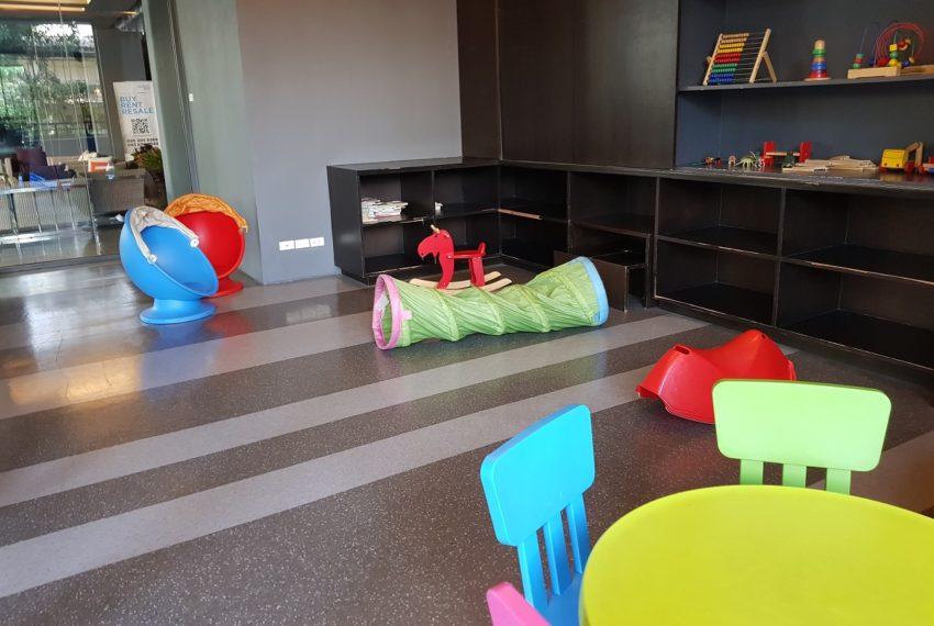 Siamese Gioia Sukhumvit 31 - playground