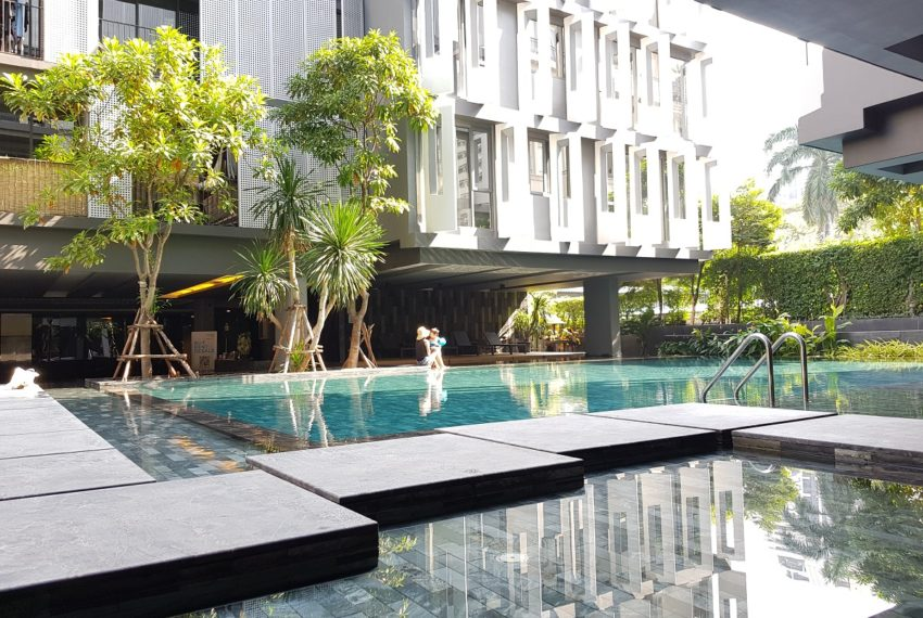 Siamese Gioia Low-Rise Condominium At Sukhumvit 31