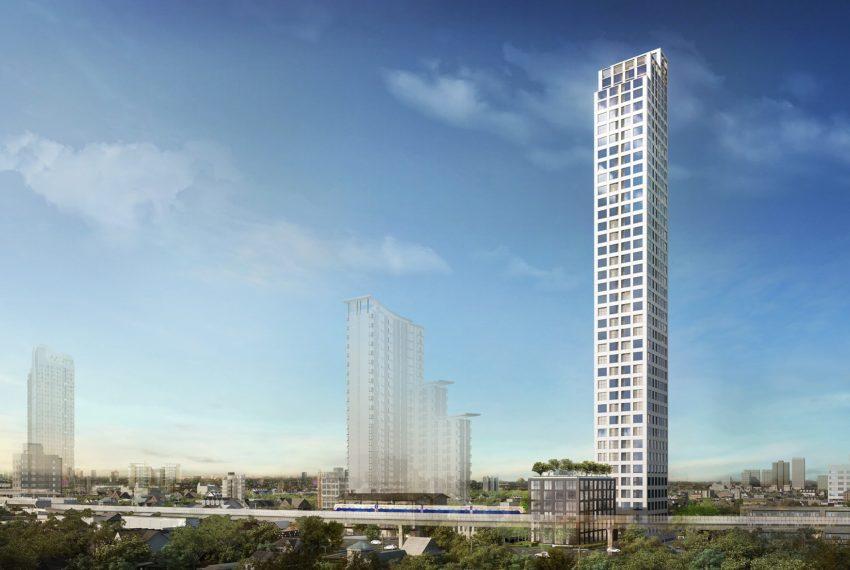 Siamese S42 Exclusive building