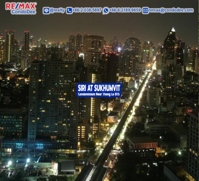 Siri at Sukhumvit 42 Condominium Near BTS Thong Lo