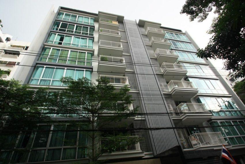 Siri on 8 condominium - building