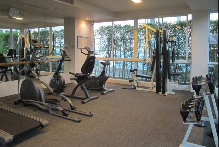 Siri on 8 condominium - fitness