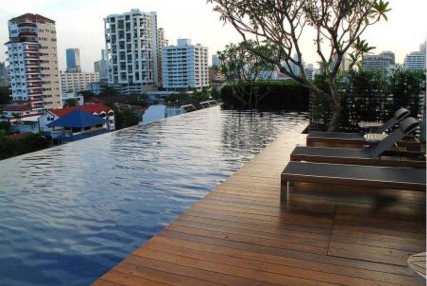 Siri on 8 condominium - pool area