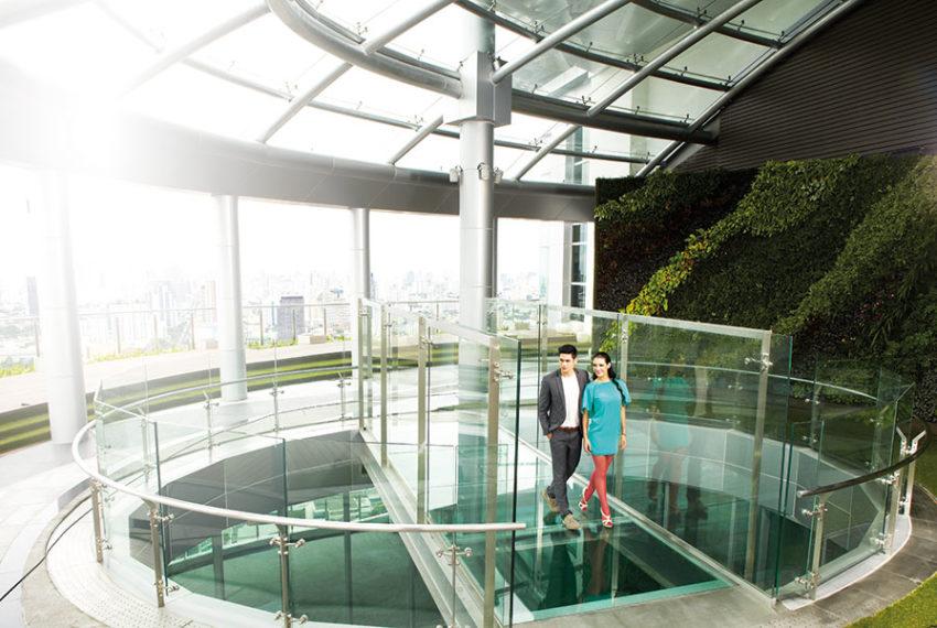 Sky Walk Condo Sukhumvit Bangkok near BTS - interior02