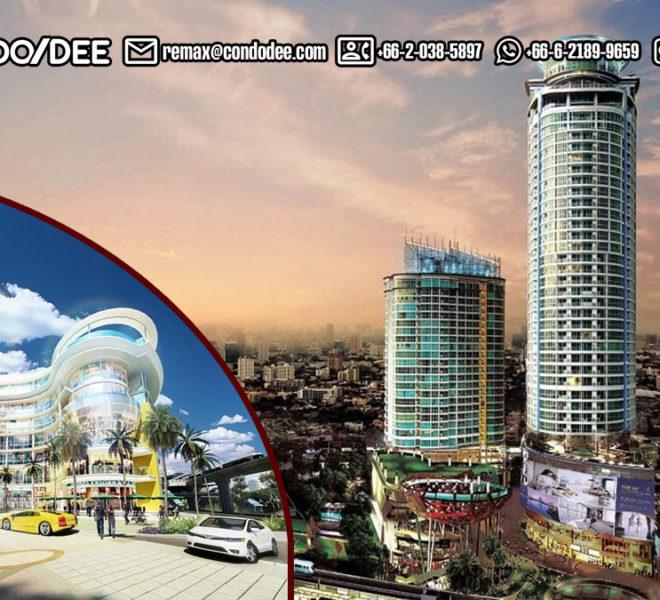Sky Walk Condominium - REMAX CondoDee