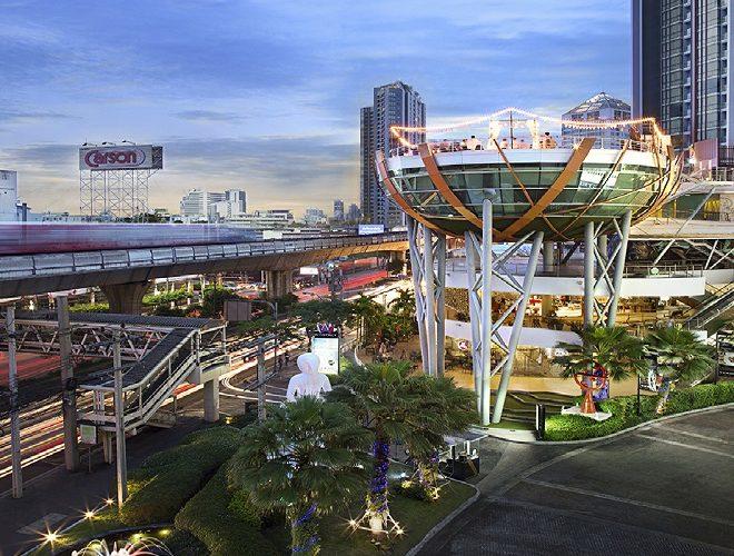 Sky Walk Condominium near Phra Khanong BTS - W district