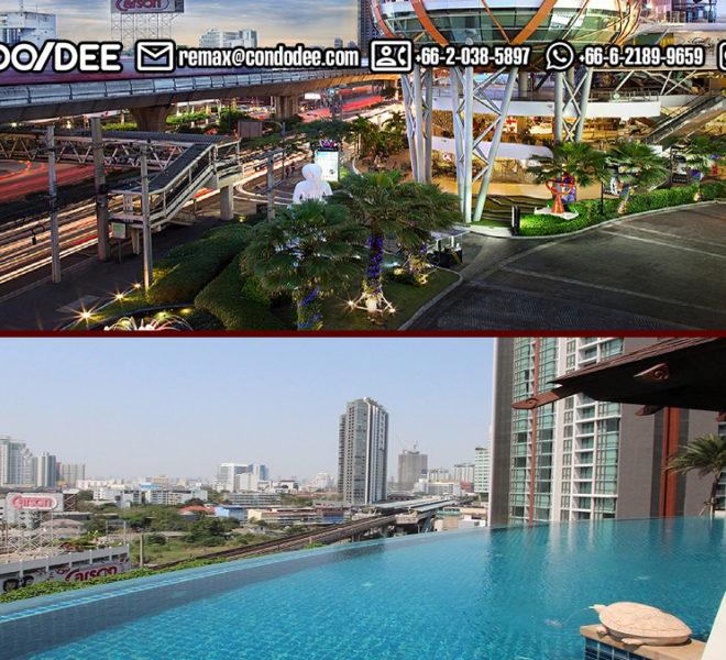 Sky Walk Condominium Near BTS Phra Khanong