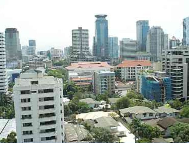 Sukhumbit-City-Resort-2b2b-mid-floor-sale-balcony-view