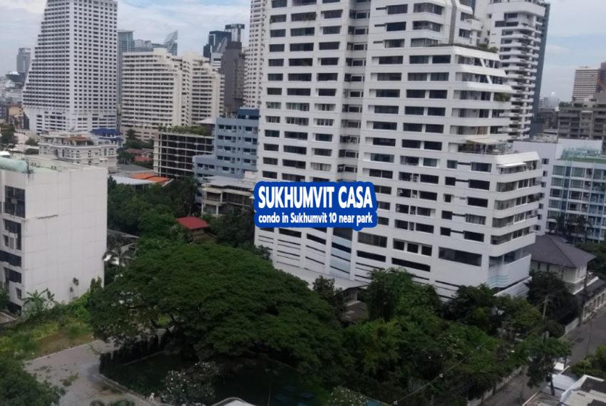 Sukhumvit Casa Condominium 1 - REMAX CondoDee