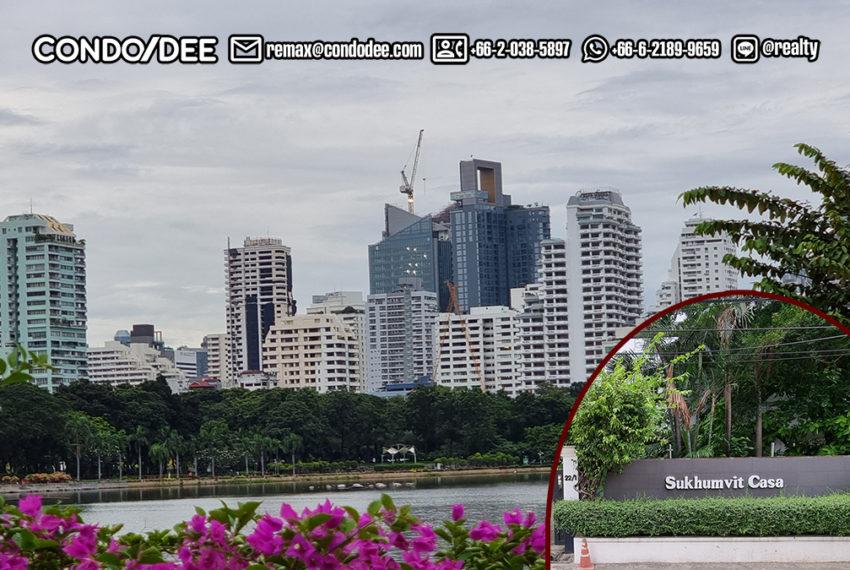 Sukhumvit Casa Condominium 2 - REMAX CondoDee