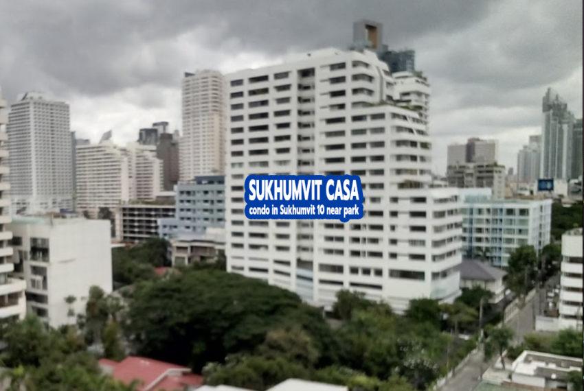 Sukhumvit Casa Condominium 3 - REMAX CondoDee