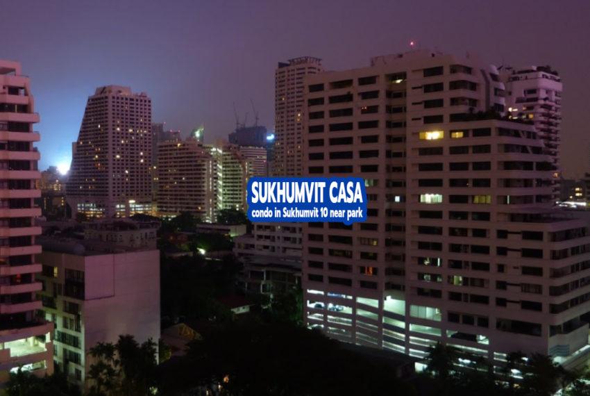 Sukhumvit Casa Condominium 5 - REMAX CondoDee