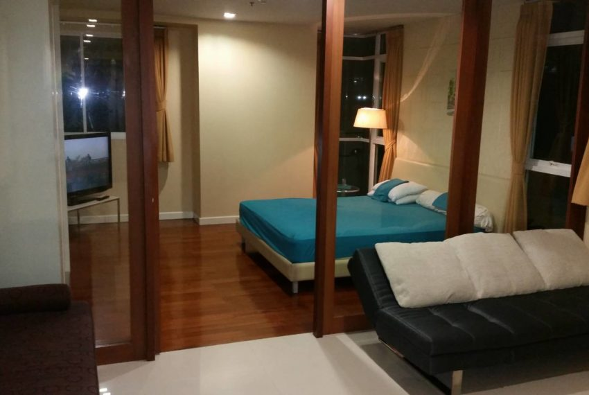 Sukhumvit City Resort 1 bedroom sale - bedroom