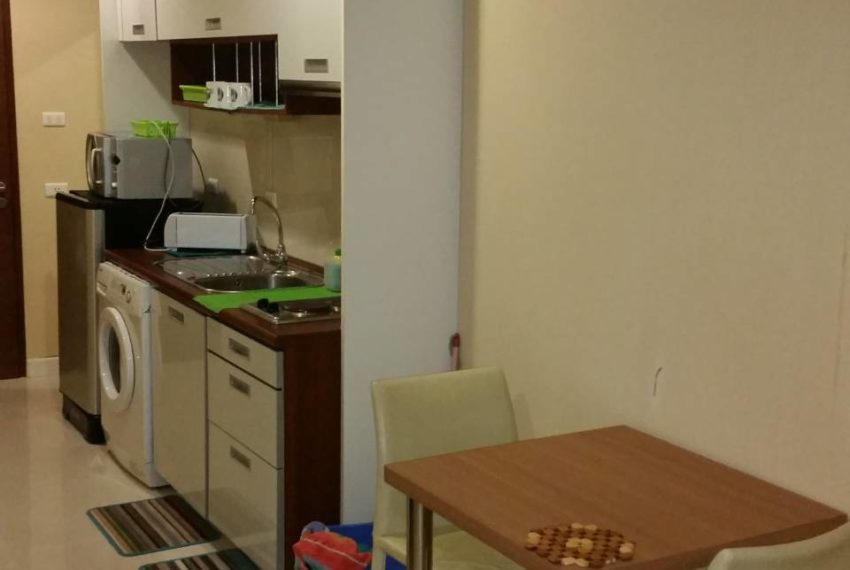 Sukhumvit City Resort 1 bedroom sale - kitchen