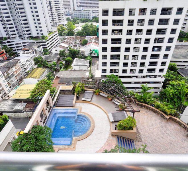 1 Bedroom Condo in Sukhumvit 11 - High Floor in Sukhumvit City Resort For Sale
