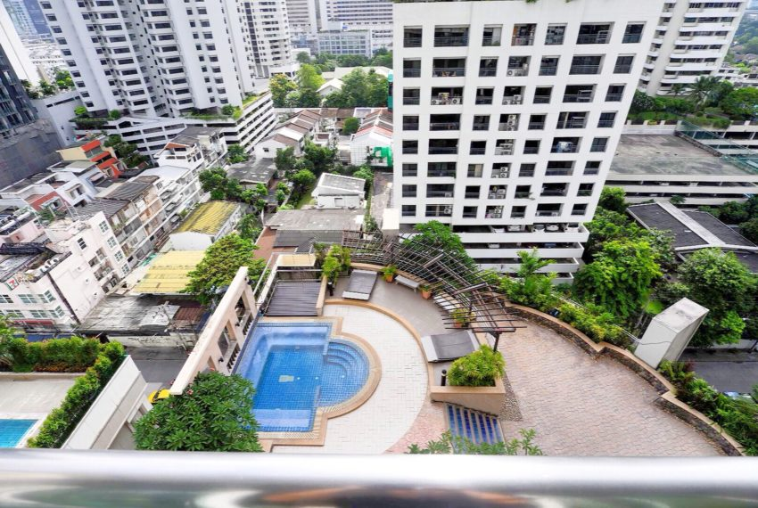 Sukhumvit City Resort 1 bedroom sale - nice view