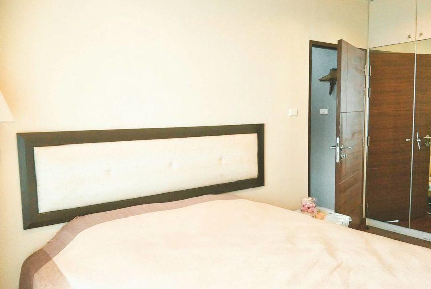 Sukhumvit City Resort 2 bedrooms sale - bed
