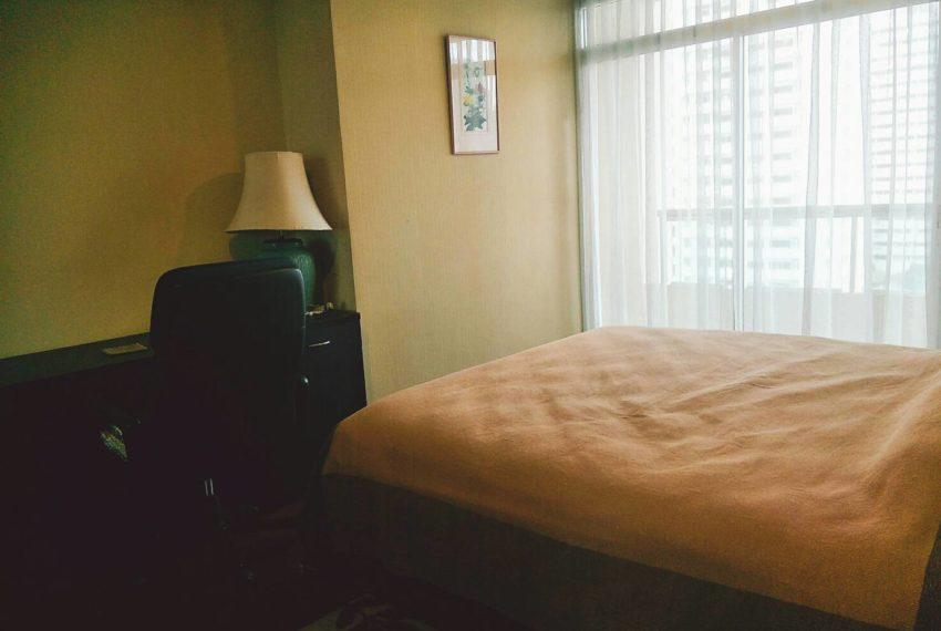 Sukhumvit City Resort 2 bedrooms sale - bedroom