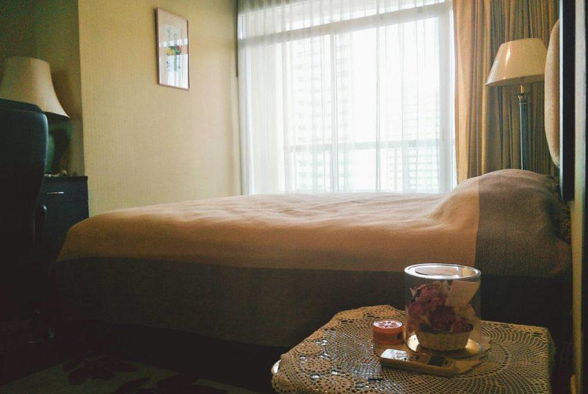 Sukhumvit City Resort 2 bedrooms sale - living