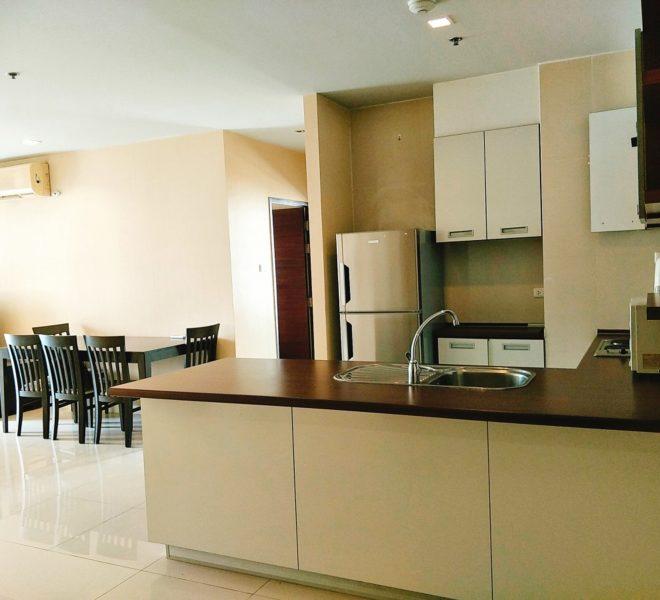 Sukhumvit City Resort - 2b2b - sale - dining