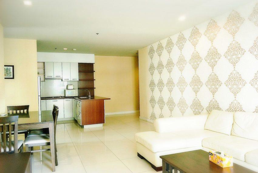 Sukhumvit City Resort - 2b2b - sale - living