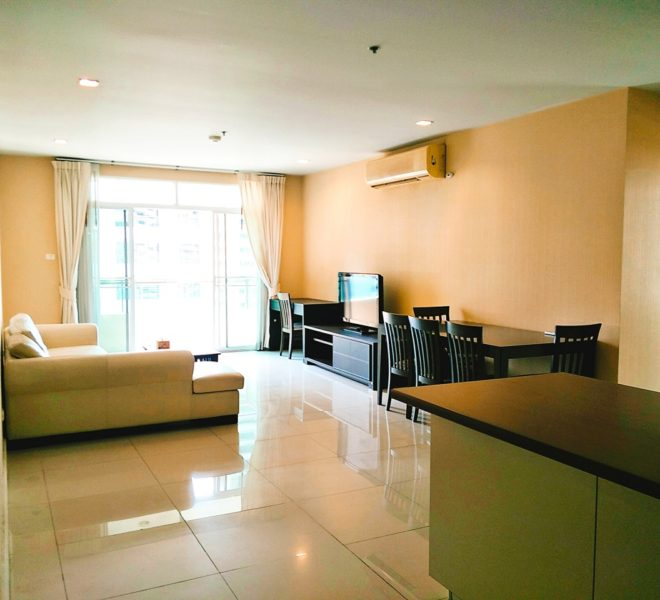 Condo at Sukhumvit 11 - Full Sized 2-Bedroom in Sukhumvit City Resort