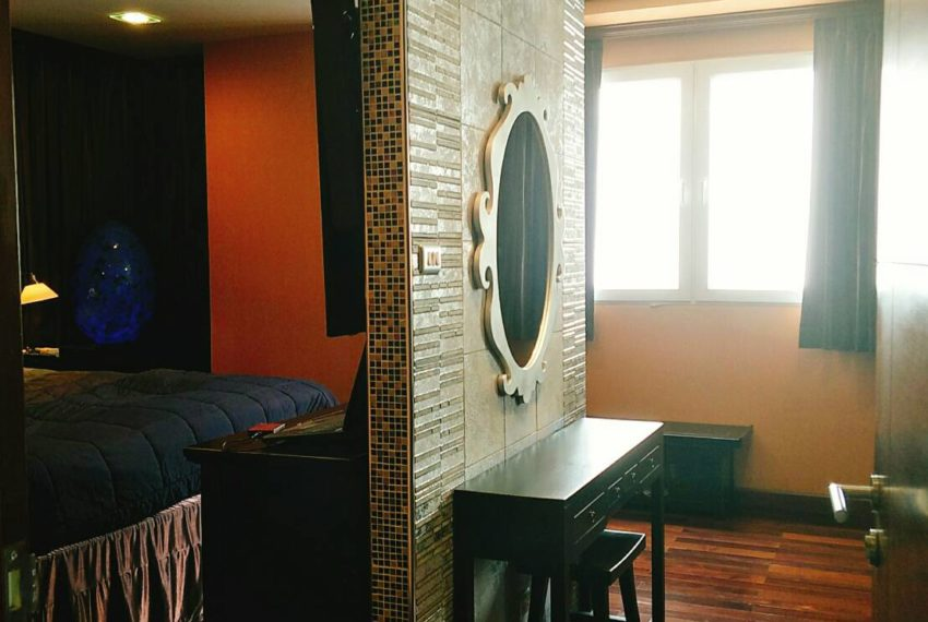 Sukhumvit City Resort 2b3edrooms - bedroom