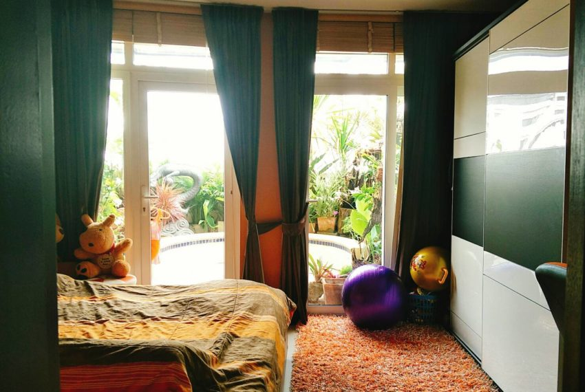 Sukhumvit City Resort 2bedrooms - big balcony