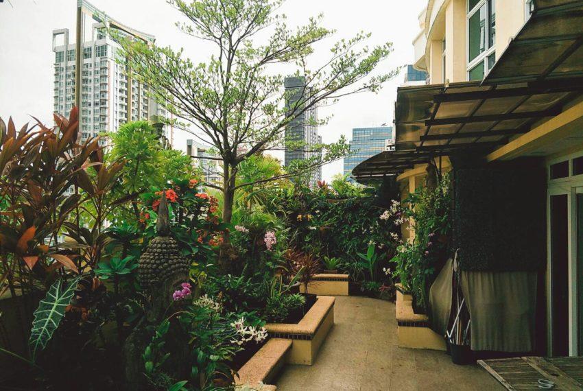 Sukhumvit City Resort 2bedrooms - garden