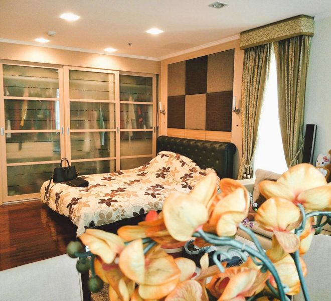 Affordable Condo Near Bumrungrad Hospital in Quite Area For Sale